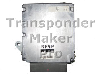 Software module 81 – Mazda 6 engine ECU Denso