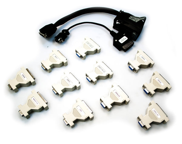 Easy ECU Adapters Set for Mercedes-Benz