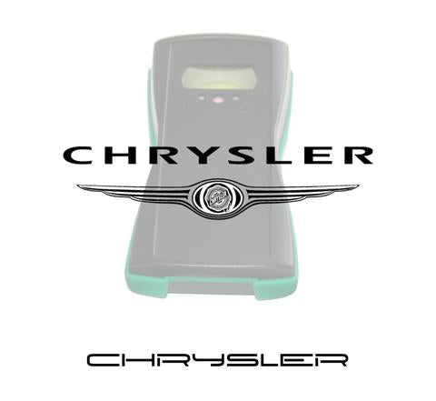 TANGO Programmer - Chrysler key maker