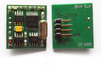 BMW ELV EMULATOR - set of 5 pieces