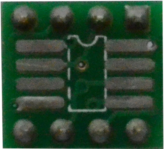 Adapter for Orange5 - SSOP8 for soldering