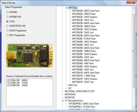 MBPROG - Freescale MPC5604; SGS Thompson SPC560P UPDATE - JG0009
