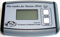 PIN READER FOR TEXTON (PSA)