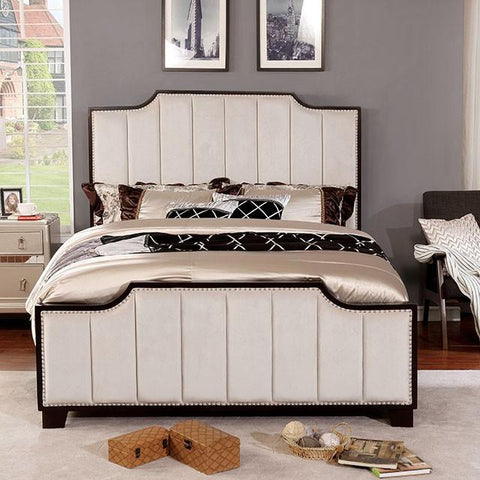 ESPIN Bed - Beige