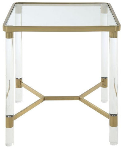 penstemon end table