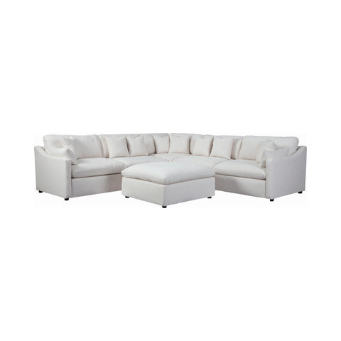 Hobson Off White Modular Sectional (Choose Your Configuration)