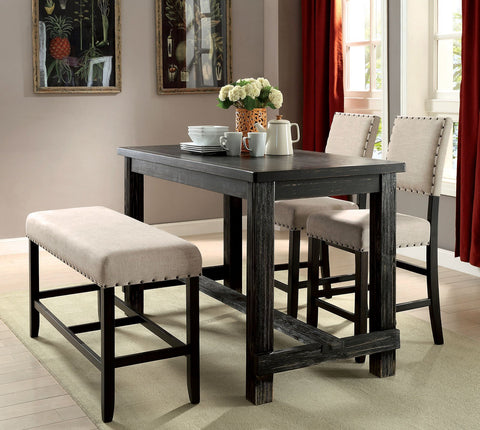 Sania Counter Height Dining Set