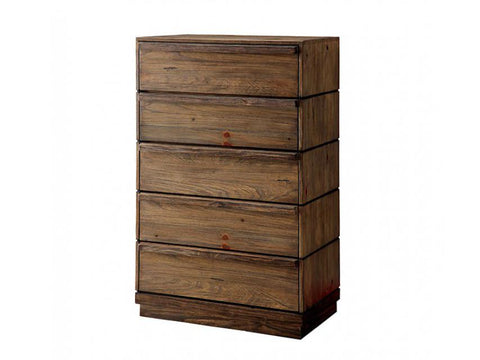 Amarante Rustic Chest