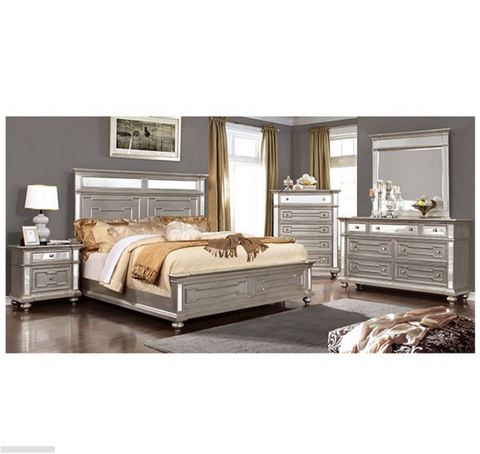 Alama 4 Pc Bedroom Set