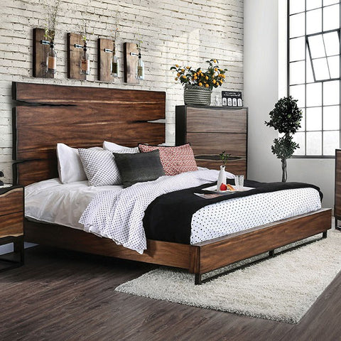 Fulton Rustic Elements Bed