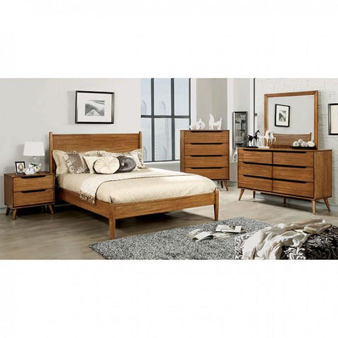 Mid Century 4 Pc Bedroom Set