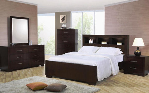 Jessica 4 PC Bedroom Set