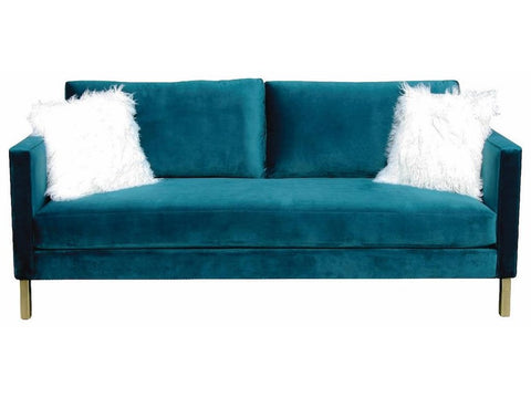 Haley Fabric Sofa (Choose your fabric color)