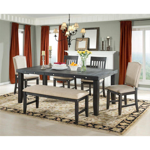 Carly Dining Table Collection