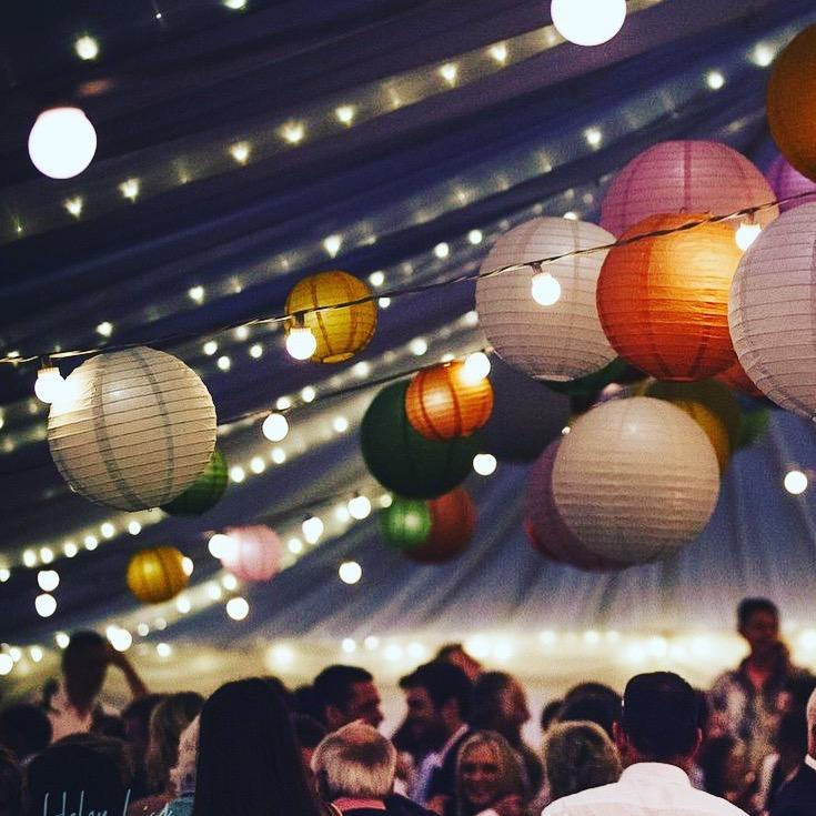 Party & Events Festoon Hire Packages