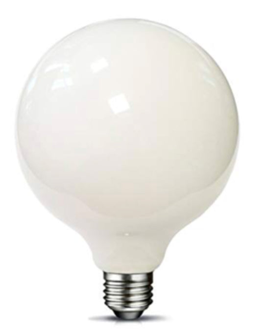 G95 White 4watt LED Bulb