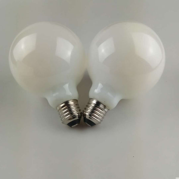 Festoon Guys Set G95 4w LED Opaque