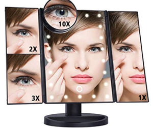 LED Light Makeup Mirror
