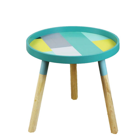Nordic Small Round Table