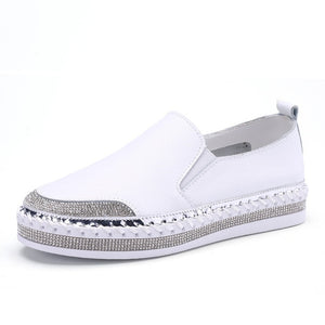Genuine Leather Loafers Shoes
