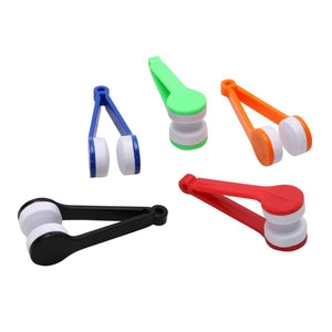 Microfiber Soft Glasses Cleaning Brush