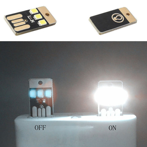 USB Light Power Mobile Gadgets Lamp