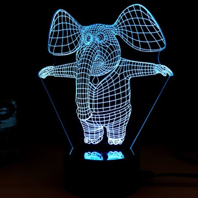 elephant-light