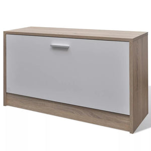 3-In-1 Wooden Shoe Cabinet