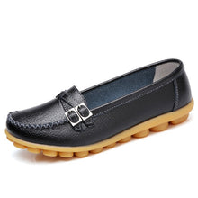 Load image into Gallery viewer, Designer Genuine Leather Loafers for Women