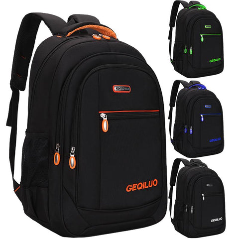 Unisex Waterproof Oxford Backpack