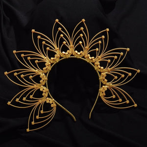 Women Halo Crown Headband