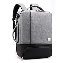 Load image into Gallery viewer, Mens Anti Theft Business Bags
