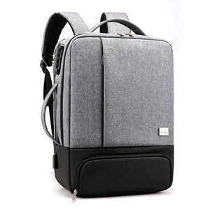 Mens Anti Theft Business Bags