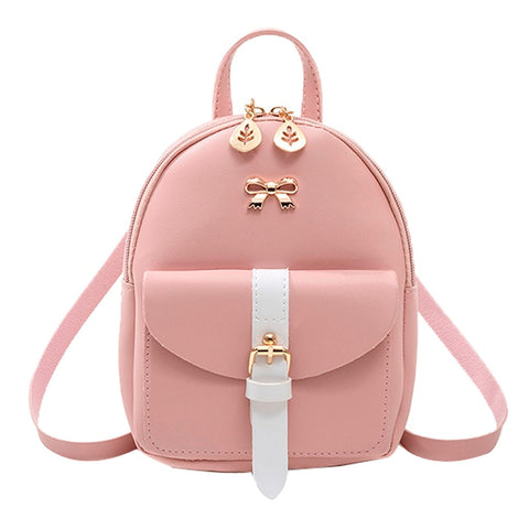 Luxury PU Leather Cute Bags for Girls