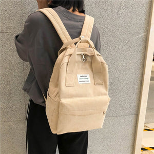 New Trend Female Backpack