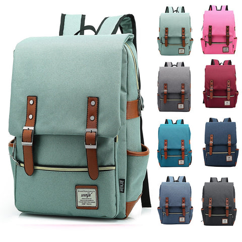 Fashion Vintage Women Backpack