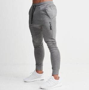 Men's High quality Fitness Casual Elastic Pants