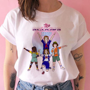 Stranger Things season 3 Upside Down Tshirt