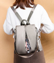 Load image into Gallery viewer, Women's Anti-theft Backpack