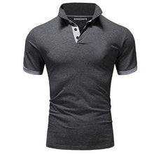 Load image into Gallery viewer, Short Sleeve Polo Shirt