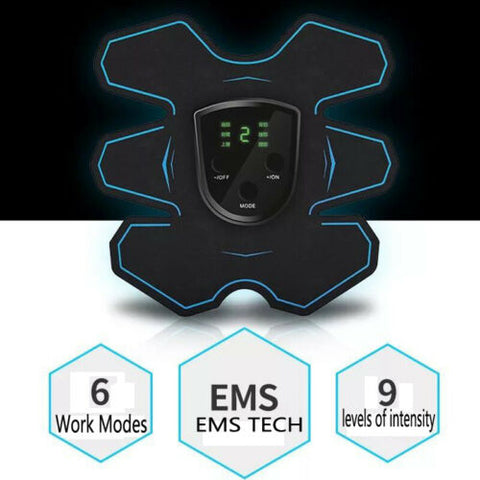 Smart Muscle Trainer Stimulator