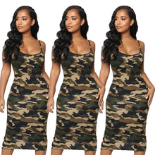 Load image into Gallery viewer, Sleeveless Bodycon Party Dress