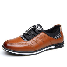 Load image into Gallery viewer, Genuine Leather Men Casual Shoes
