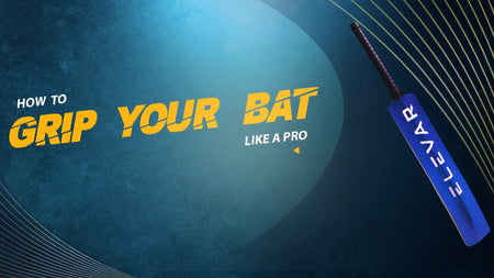 How To Grip Your Bat Like A Pro!