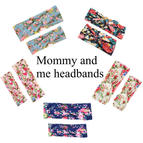Mommy & Me Headbands