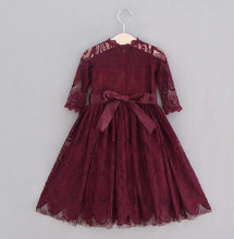 Load image into Gallery viewer, Luna Dress ~ Wine