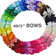 "Load image into Gallery viewer, Set of 40 3"" Bows"