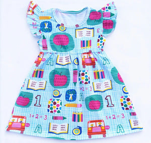 Back to School Dress