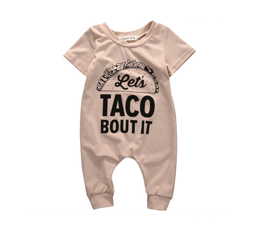 Taco about it Romper