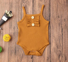 Load image into Gallery viewer, Set of 4 Cotton Bodysuits